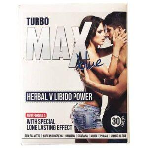 turbo max blue επιθεματα